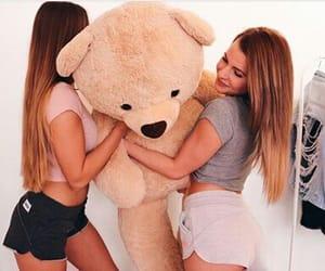 friendship and teddy bear image