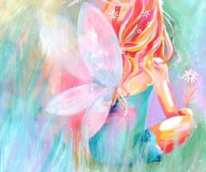 arte, belleza, and colores image