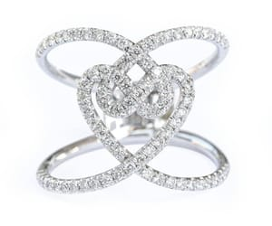 etsy, engagementring, and anniversary ring image