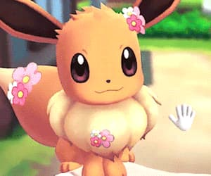 adorable, eevee, and cute image