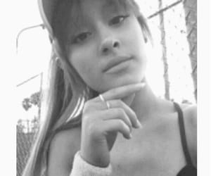 bianco e nero, ariana grande, and black and white image