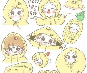 Chen, kai, and suho image