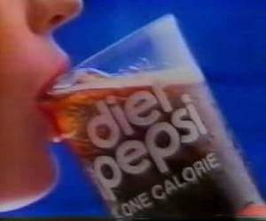 Pepsi, retro, and 80s image
