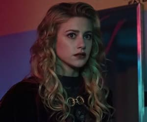 riverdale, girl, and lili reinhart image