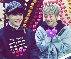 meme, stray kids, and funny image