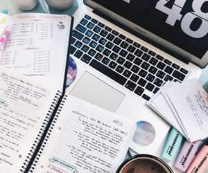 article, exams, and studying image