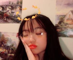 aesthetic, korean, and makeup image