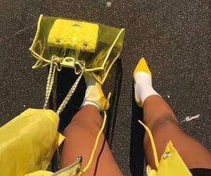 amarelo, beauty, and yellow image