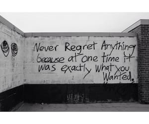 on, regrets, and truth image