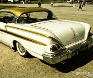 50s, cars, and chevy image