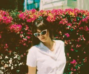 beautiful, sunglasses, and beauty image
