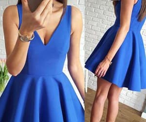 prom dress and v neck homecoming dresses image