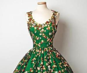 dress, homecoming dresses, and green homecoming dresses image