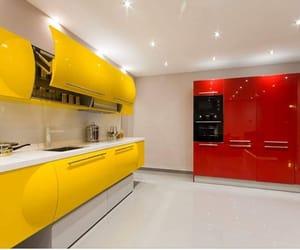decor, kitchen, and design image