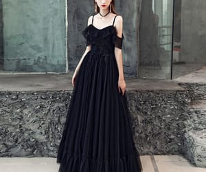 girl, formal dresses, and 2019 image