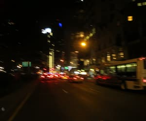 blur, blurry, and cars image