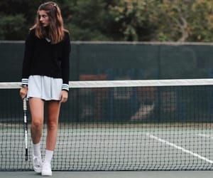 sport, tennis, and clothes image