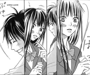 couple, kuronuma sawako, and manga image