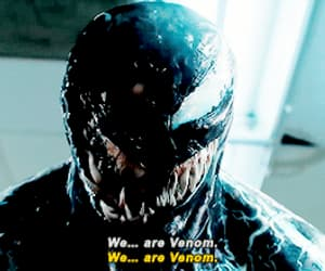 gif, tom hardy, and venom image