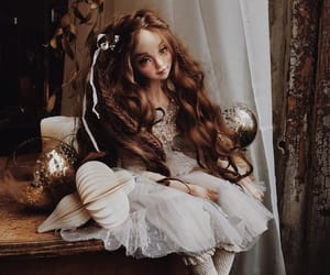 adorable, beautiful, and doll image