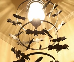 Halloween, diy, and bat image