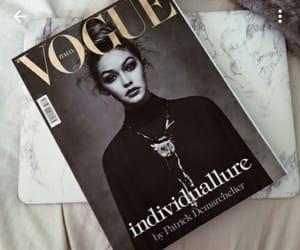 vogue, gigi hadid, and luxury image