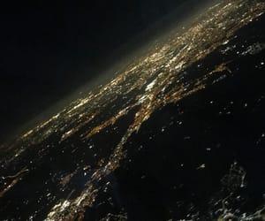 airplane, dark, and europe image