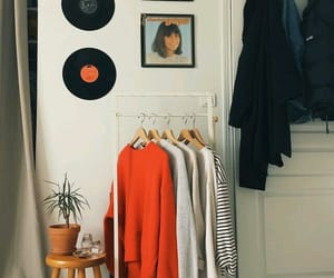 clothes, music, and decor image