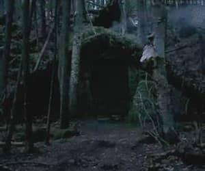 cave, creepy, and dark image