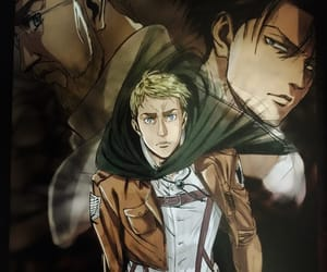 anime, official art, and aot image