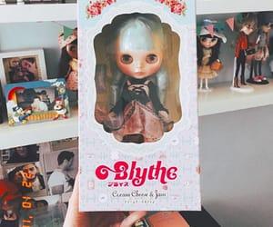 blythe, blythe doll, and hair image