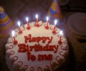 gif, happy birthday to me, and 80's movies image