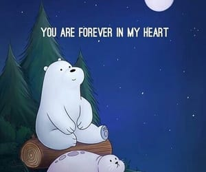 we bare bears, wallpaper, and cute image