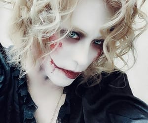 goth, makeup, and music image