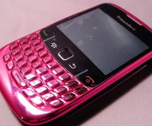 2000s, phone, and pink image