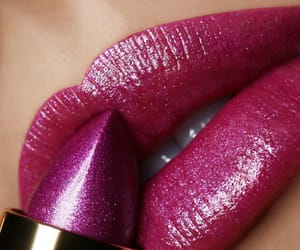 beauty, cosmetics, and lips image