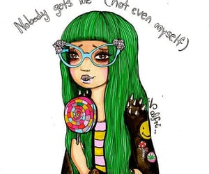 hippie, lollipop, and valfre image