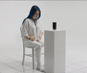 billie, black, and white image
