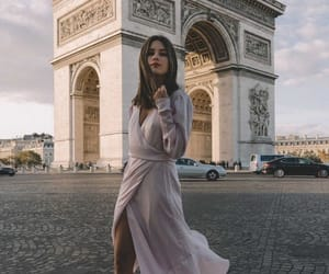 fashion, street style, and paris image