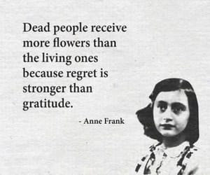 flowers, quotes, and dead image