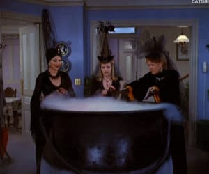90's, cauldron, and magical image