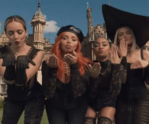 jesy nelson, perrie edwards, and gif image