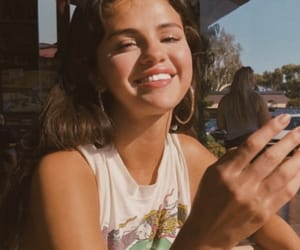 selena gomez, smile, and selenagomez image