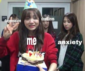 depression, jin, and Kei image