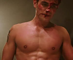 gif, archie andrews, and riverdale image