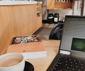 cafe, coffee, and college image