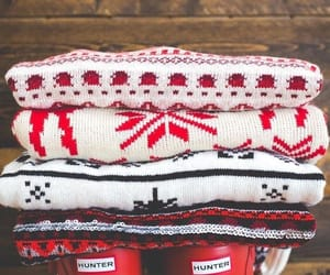 winter, christmas, and sweater image