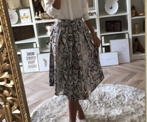 skirt, ootd, and chic image