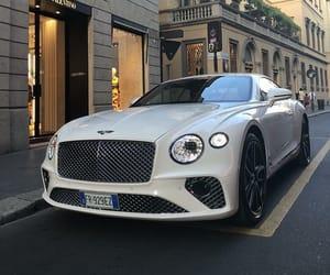 car, auto, and Bentley image
