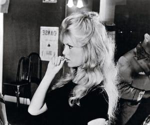 black and white, brigitte bardot, and vintage image